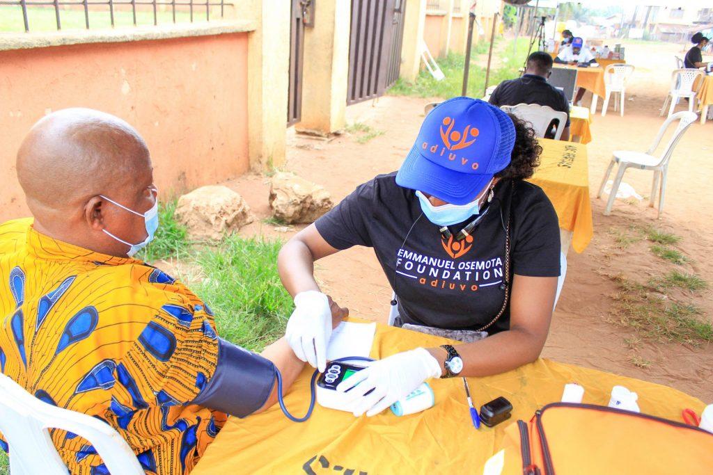 5 Emmanuel Osemota Foundation Free Medical Outreach Jan 2021 37