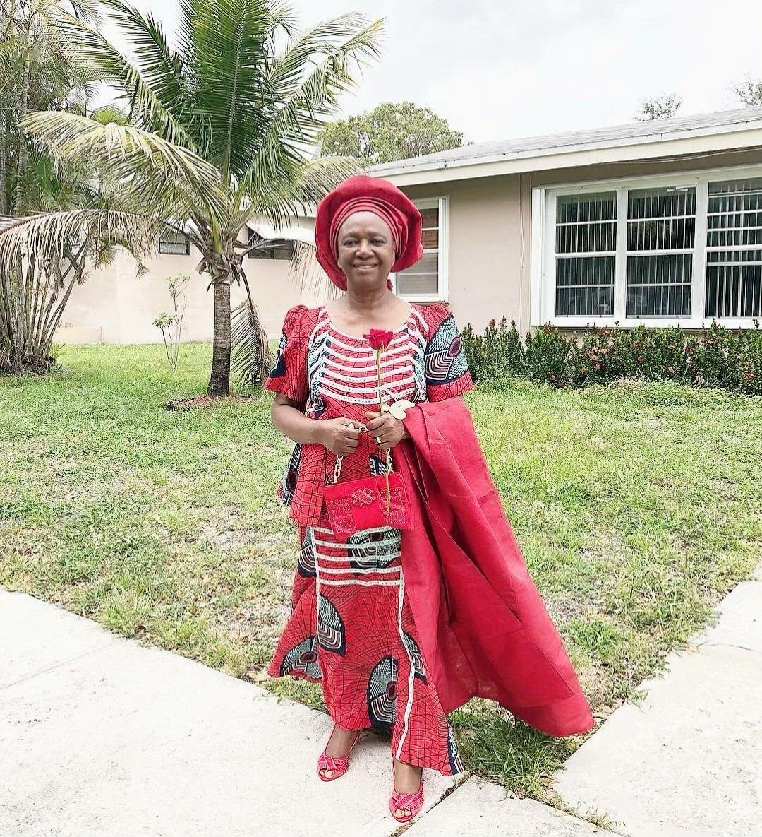 Mrs. Lucy Amadin Osemota