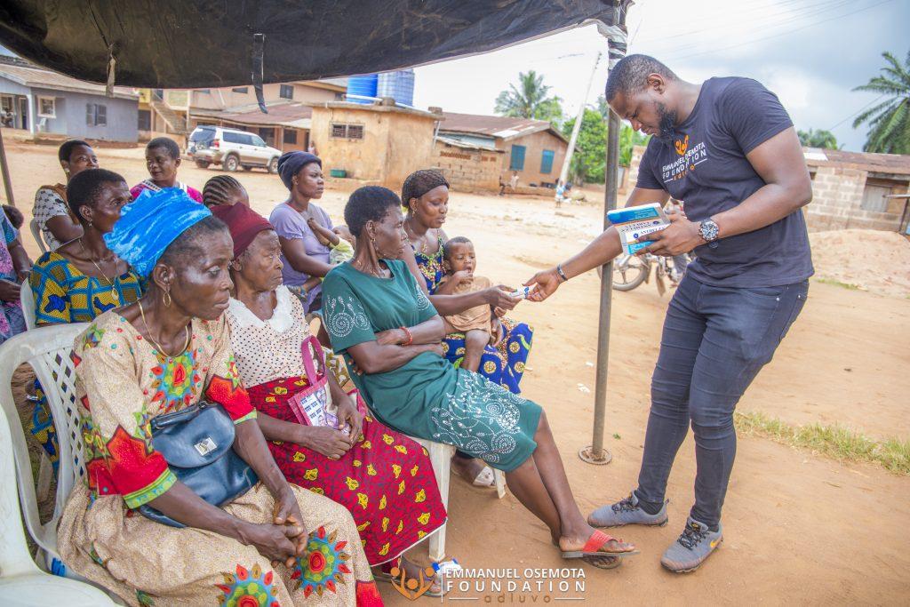 deworming exercise in Nigeria