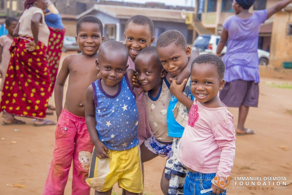 endemic to parasitic infections in Edo State