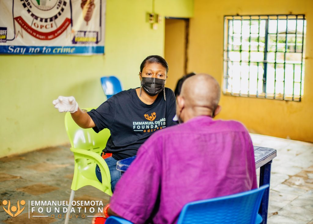 Emmanuel Osemota Foundation Medical Outreach